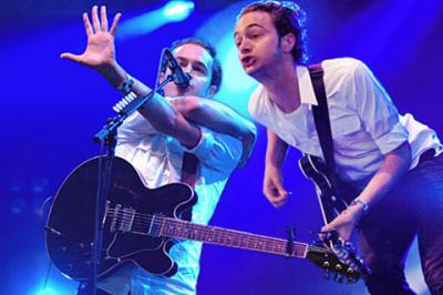 EDITORS EN VISTALEGRE